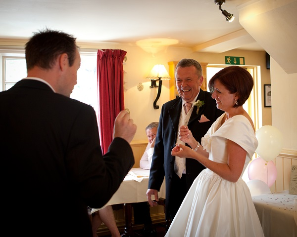 Why you should hire a wedding magician