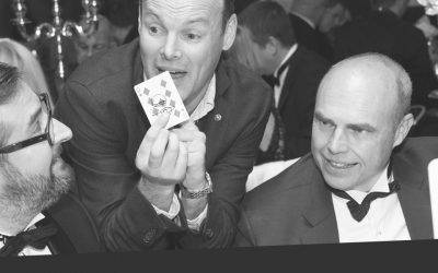 Magic Night at The Mill Sonning Review